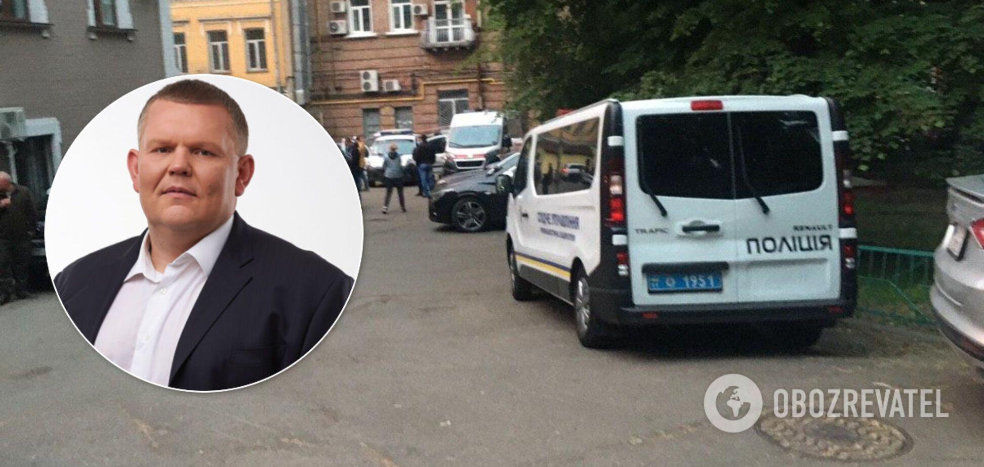 В Киеве погиб нардеп Давыденко: что о нем известно