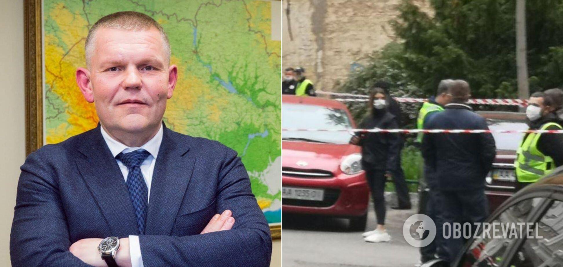 Валерій Давиденко знайдений мертвим
