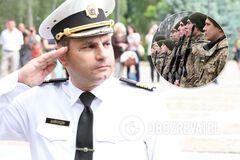 Командира учебного центра ВМС Украины Шайволодяна обвинили в поборах