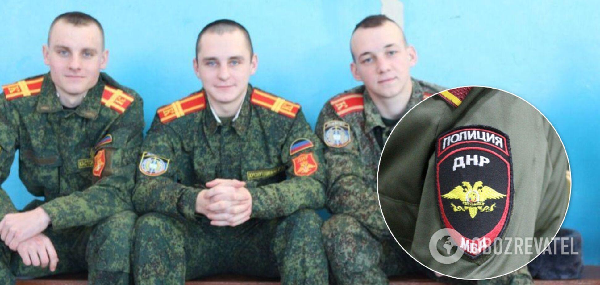 У Донецьку готують перший випуск 'лейтенантів ДНР': з'явилося відео курсантів-зрадників
