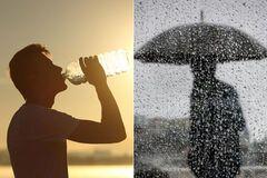 Появился прогноз погоды на июль-август в Украине: будут волны холода и жары