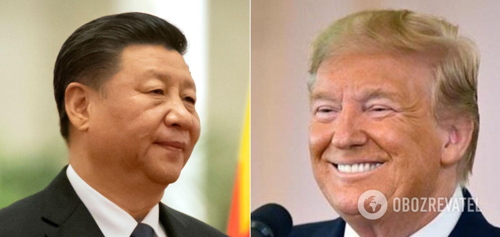 США ввели санкции против китайских компаний