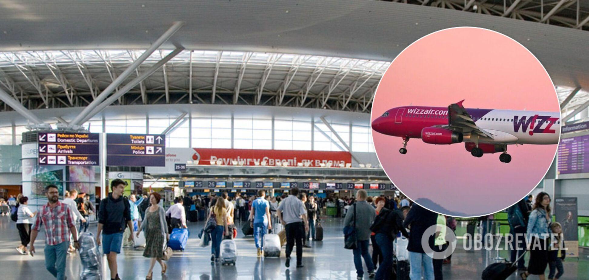 Wizz Air официально отменила все ближайшие рейсы и назвала дату полетов