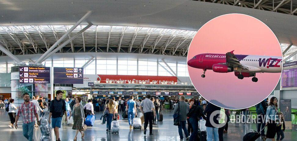 Wizz Air запустит 17 рейсов в Италию
