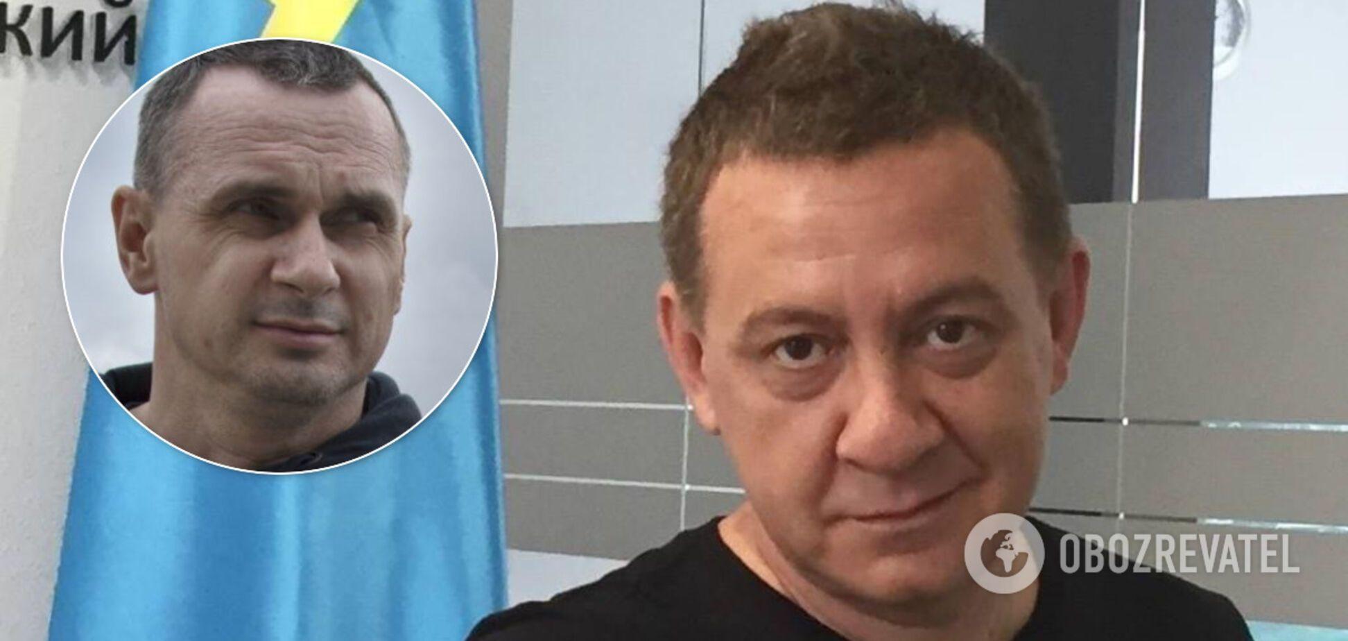 У Росії проти українського журналіста завели кримінальну справу через Сенцова