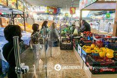 В Киеве открылись 43 продуктовых рынка: полный список и карта