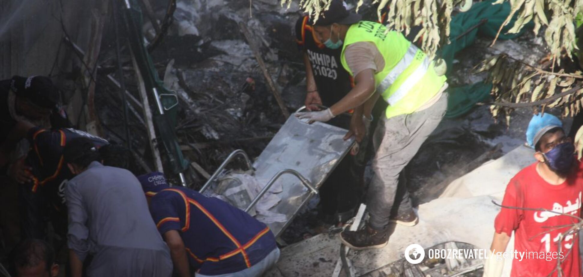 Катастрофа літака в Пакистані: з'явилися дані про останні хвилини життя пілотів