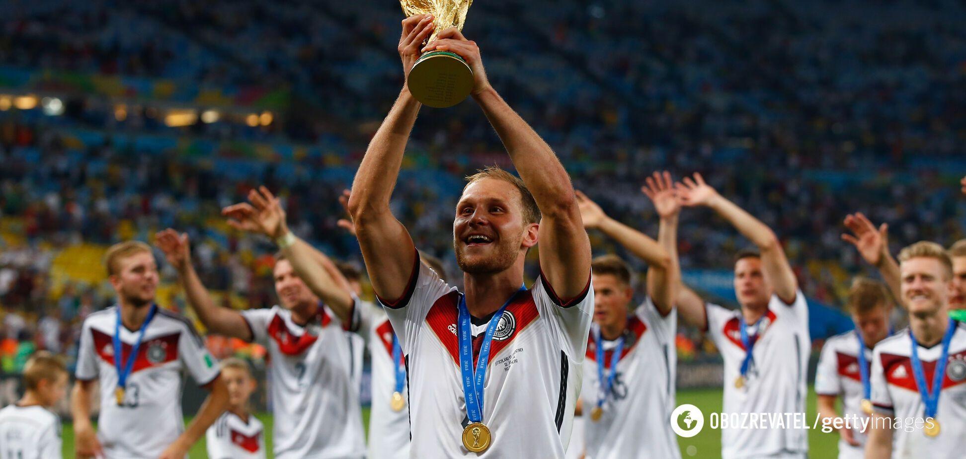 Чемпіон світу з футболу Бенедикт Геведес відмовився повертатися в Росію через коронавiрус