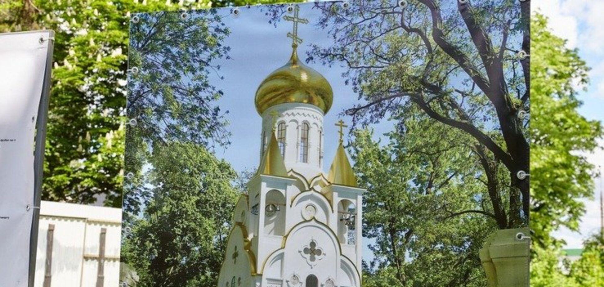 У Харкові побудують храм висотою в 40 м: запідозрили передвиборчу акцію Кернеса