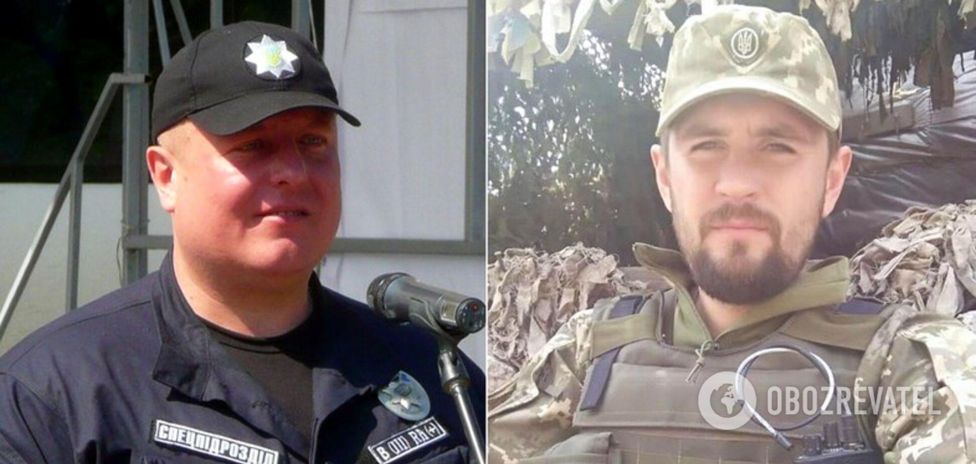 Легендарний комбат та колишній доброволець: що відомо про загиблих цього тижня на Донбасі воїнів ОС