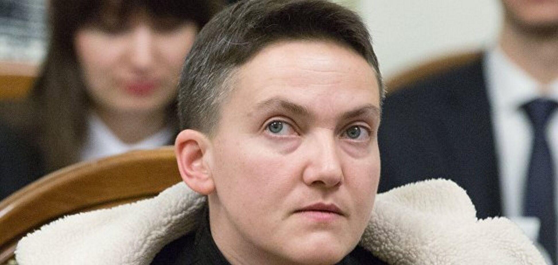 Савченко в інтерв'ю пропагандистам НТВ заявила, що 'майдани в Україні відбувалися з подачі Заходу'