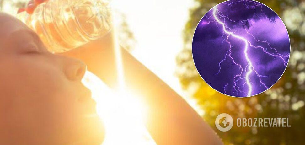 Влітку на українців чекає спека з посухою, зливи і град: кліматологиня здивувала прогнозом