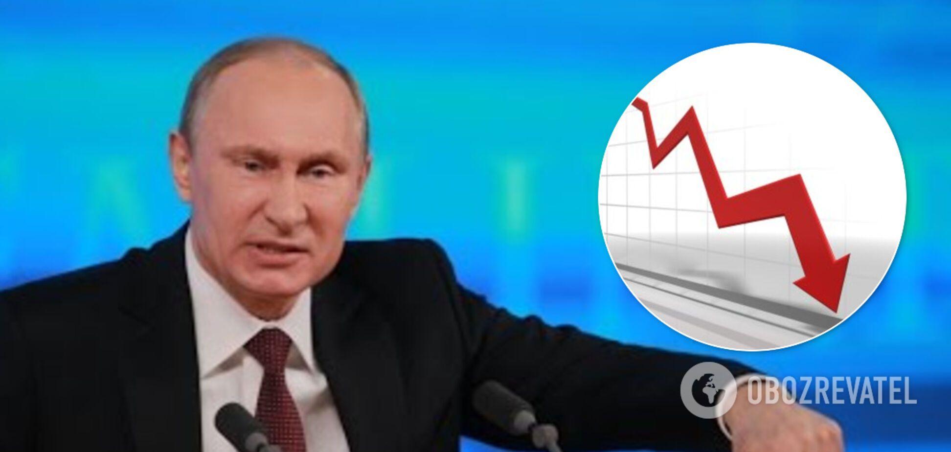 Bloomberg заявило о 27% рейтинга Путина: в России разгорелся грандиозный скандал