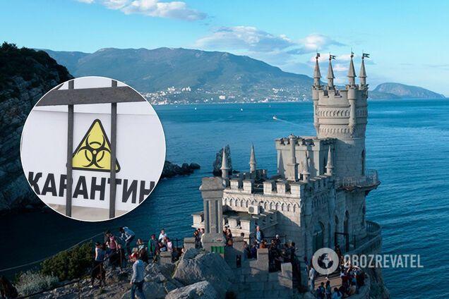 В Крыму ввели платную обсервацию для туристов