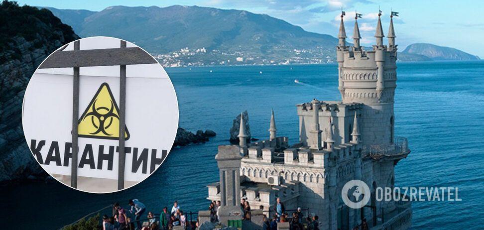 У Криму запровадили платну обсервацію для туристів