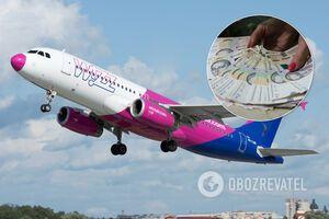 Wizz Air скасувала рейси в Україну: у компанії сказали, як повернути гроші за квитки