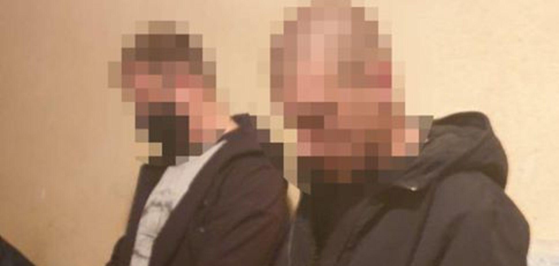Названо імена поліцейських, які потрапили в секс-скандал на Київщині: один служив на Донбасі. Фото