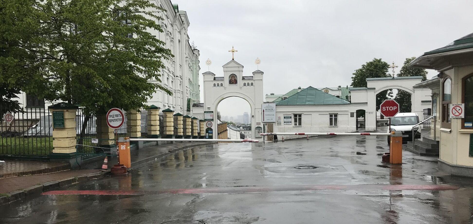 Киево-Печерская лавра открылась после вспышки коронавируса