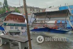 По России пронесся смертельный ураган: фото и видео разрушительных последствий