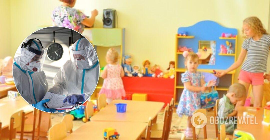 В Кривом Роге COVID-19 подхватили сотрудники детских садов: открытие под угрозой