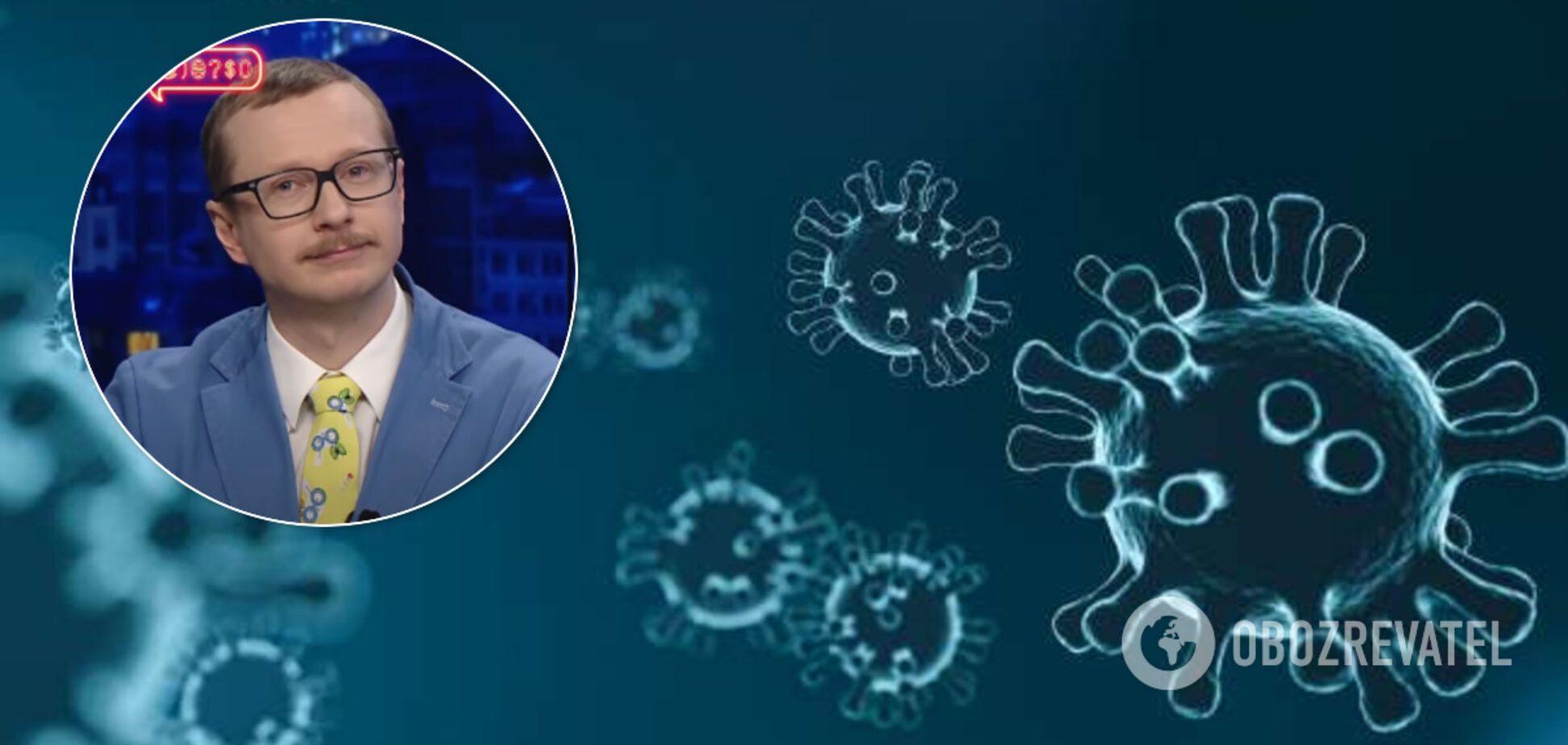 Майкл Щур пояснив неефективність блокаторів вірусів