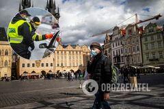 Чехія змінила правила в'їзду до країни: названо важливу умову для українців