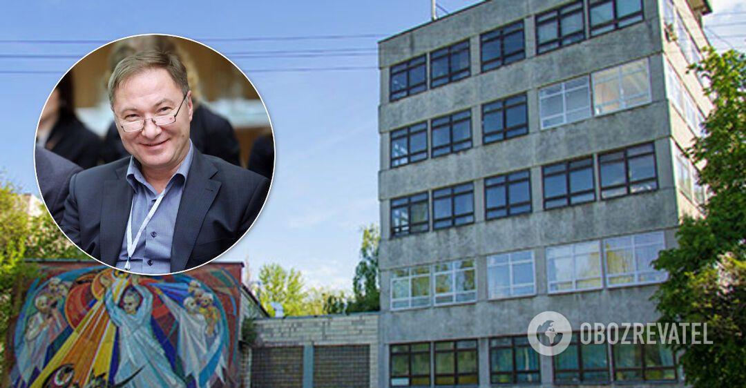 В Киеве избили заместителя главврача Института рака, который был в АТО