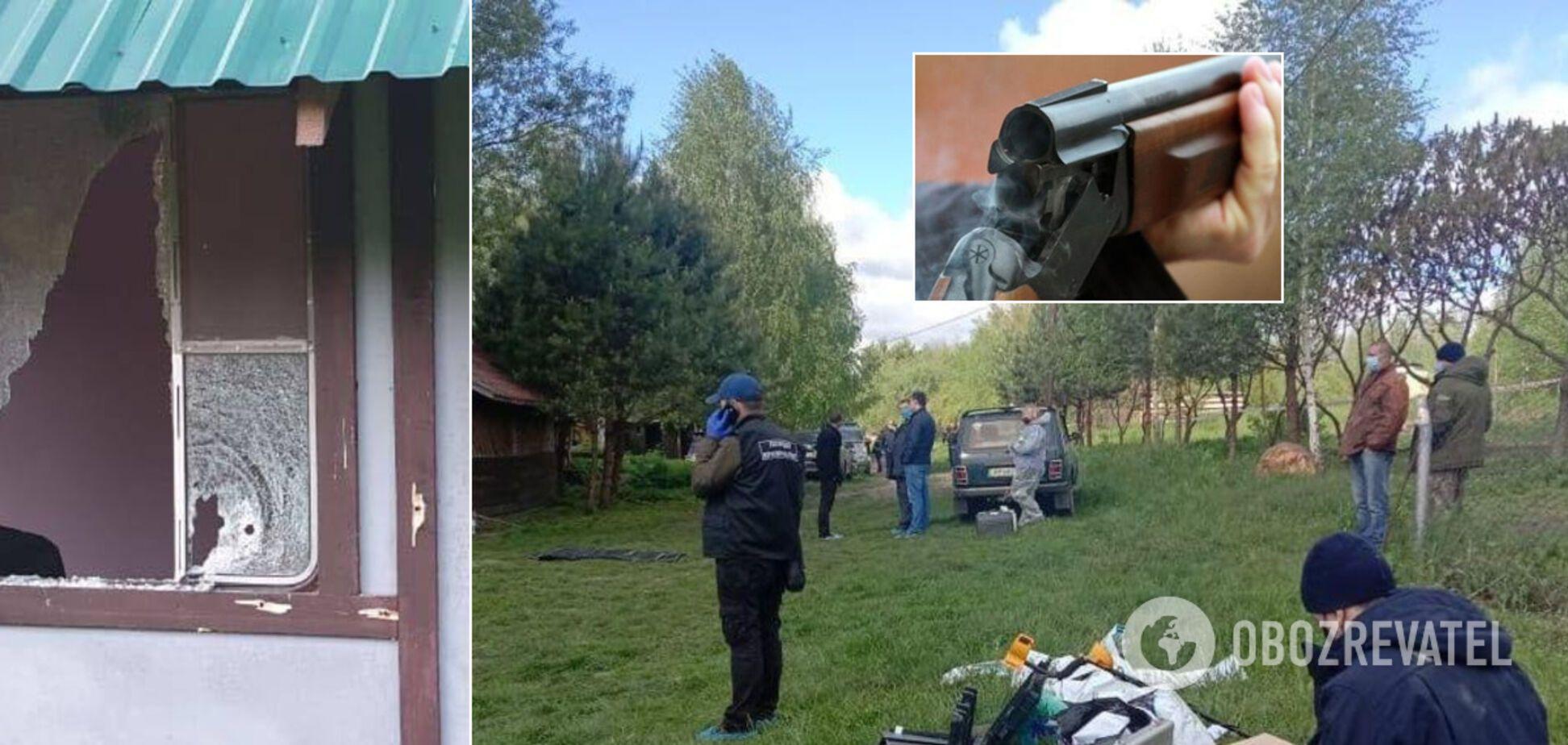 Масове вбивство на Житомирщині: голова ОДА відхилив версію з хабарем
