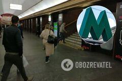В Киеве запустили метро на карантине: вагоны пустые, очередей нет. Фото