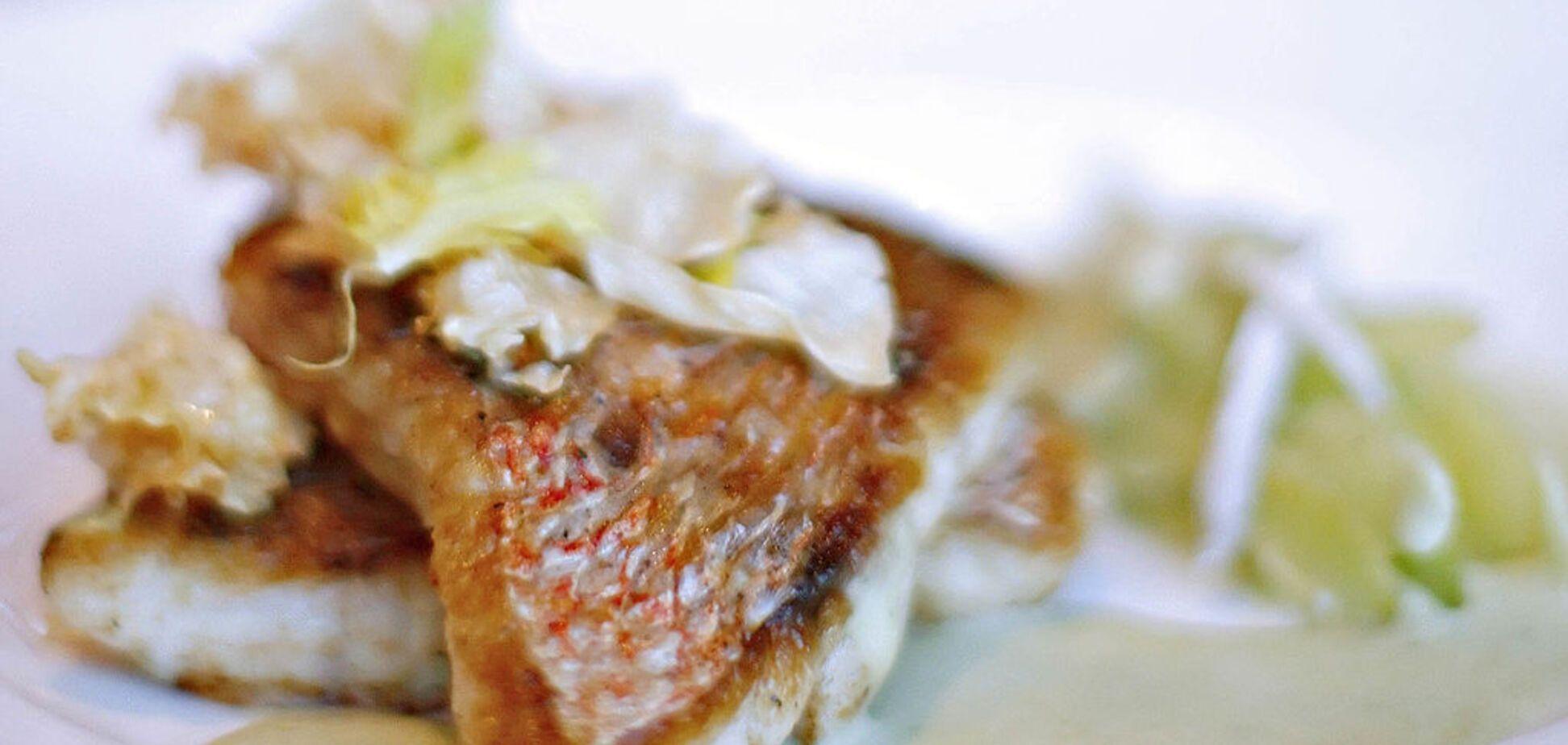 Раскрыт секрет приготовления идеальной рыбы