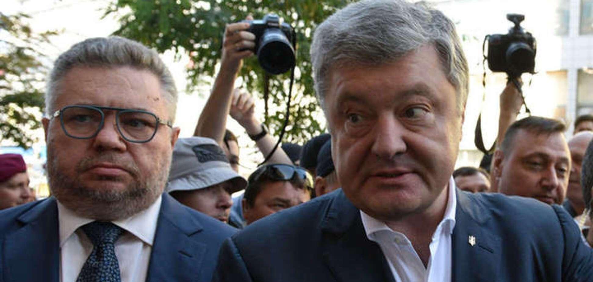 Адвокат Порошенко ответил на незаконный вызов от ГБР
