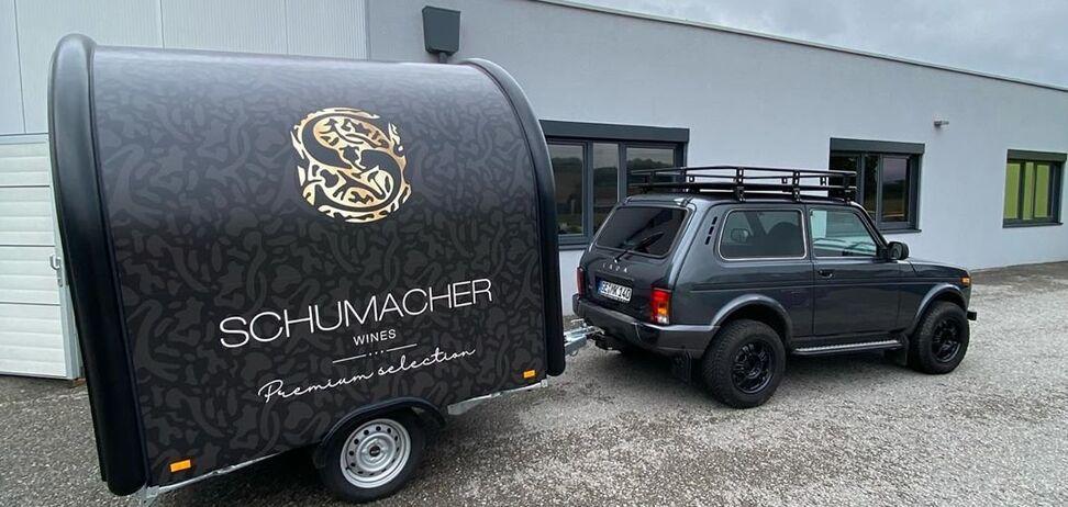 Почему не Duster? Брат Шумахера купил себе Lada Niva