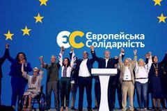 У Києві помітно збільшився рейтинг партії Порошенка – 'слуги' відстають