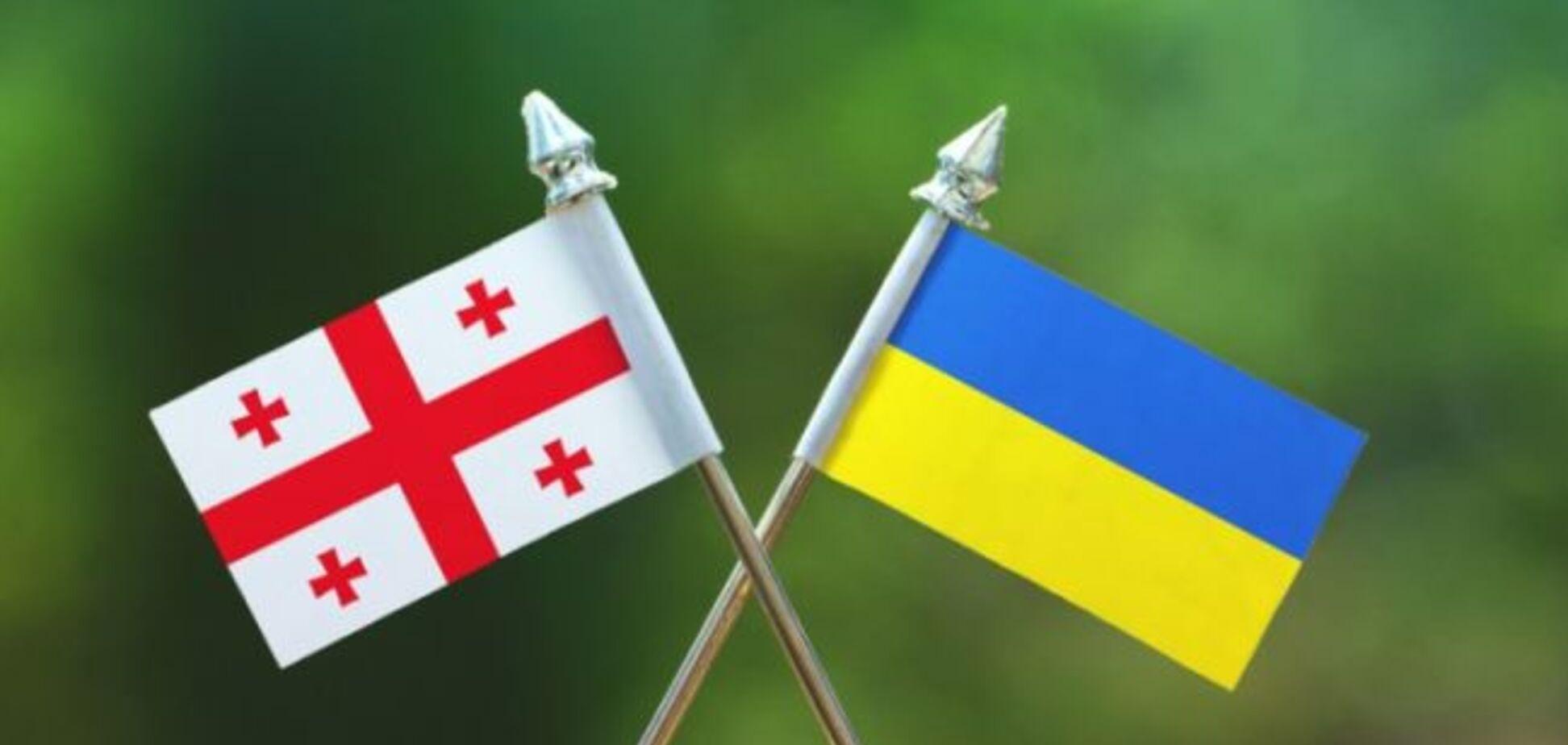 Країна, де українців люблять чи не найбільше! З Днем Незалежності, Грузіє!