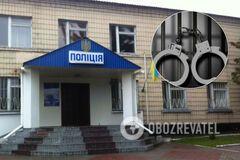Копов из Кагарлыцкого отдела полиции подозревают в изнасиловании
