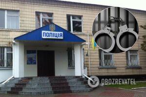Копів з Кагарлицького відділу поліції підозрюють у згвалтуванні