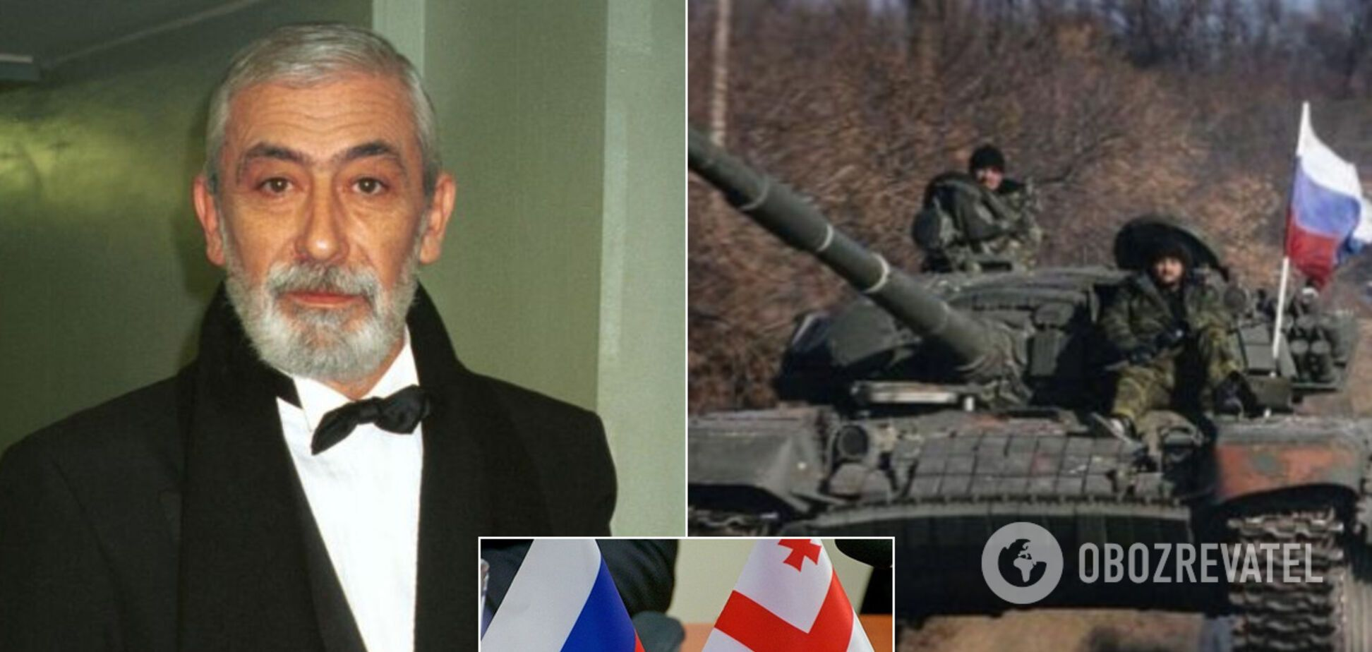 Кикабидзе о России: если зашел к тебе танк с флагом, в эту страну ты не должен ехать петь