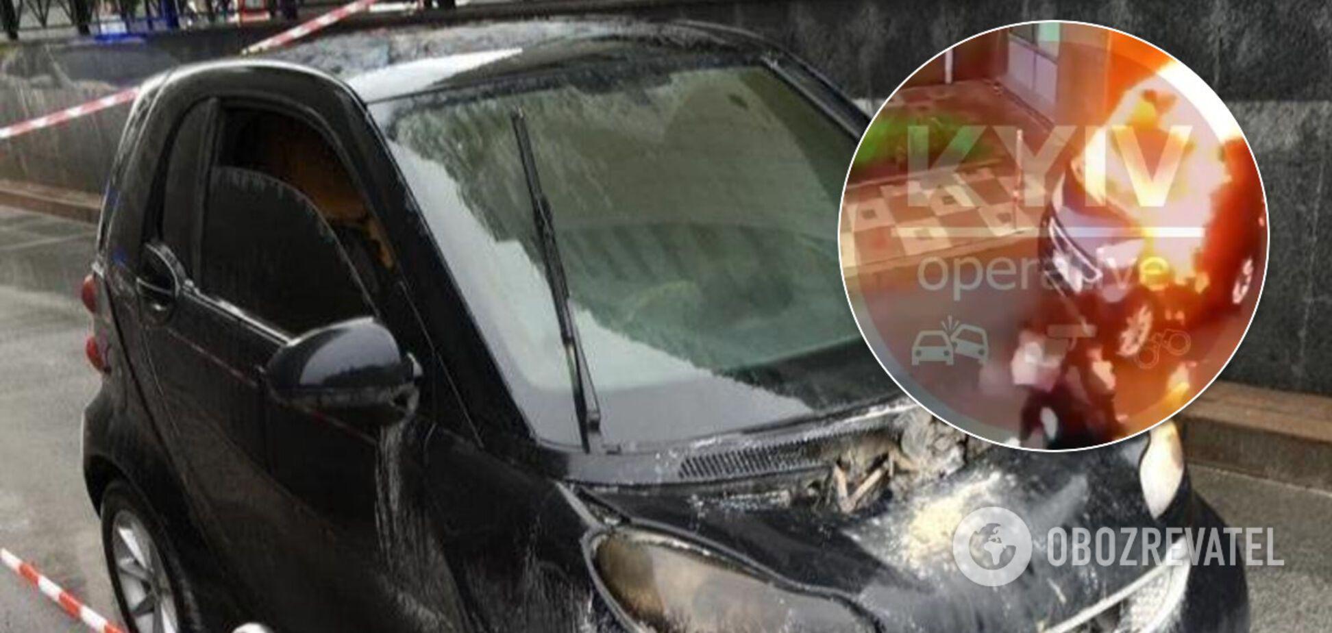 З'явилося відео з горе-бандитами, які розстріляли у Києві іноземця