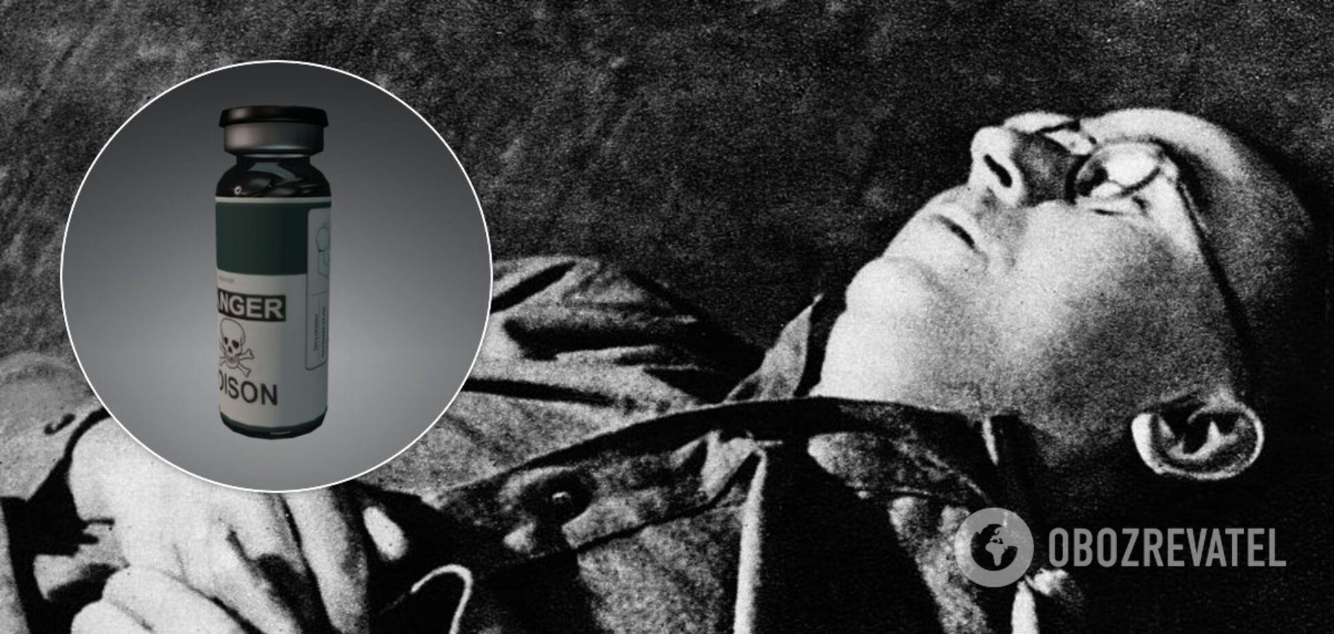 'Язык зафиксировали иглой': стало известно о последних часах жизни Гиммлера