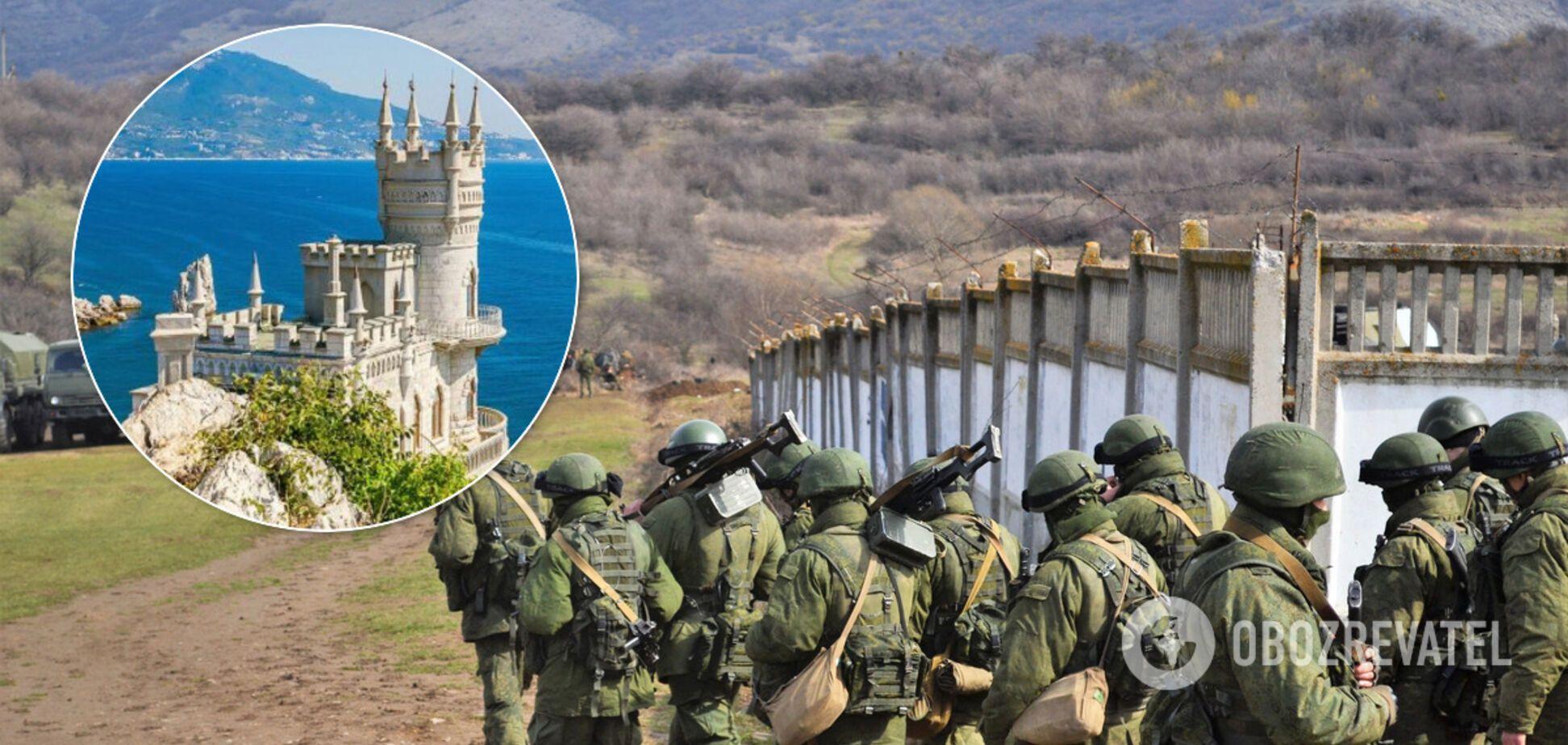 Росія може спробувати прорвати водну блокаду Криму: чому для Путіна настав 'час X'