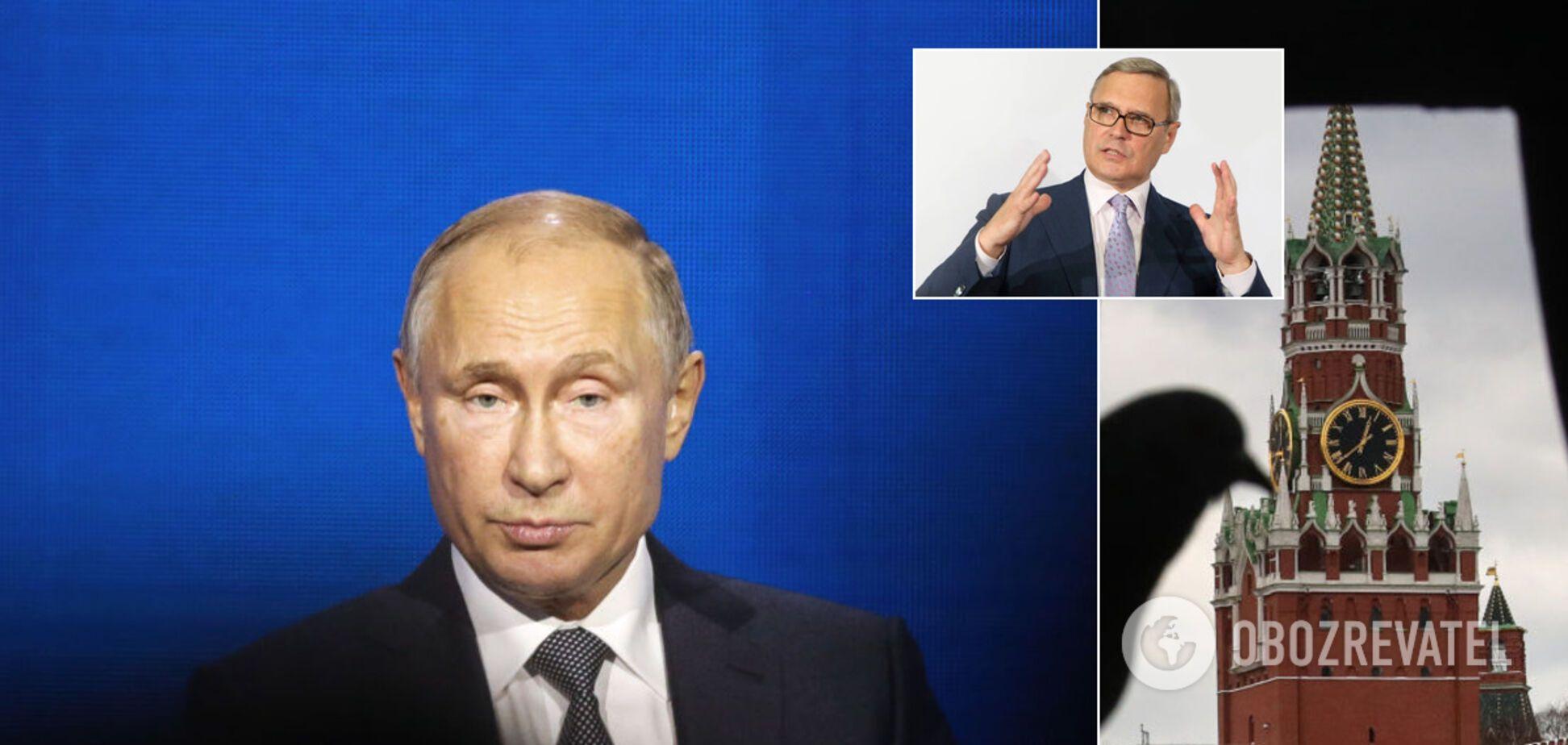 Еліта в Кремлі тремтить. Якщо Путін почне 'божеволіти', буде зачистка – інтерв'ю з Михайлом Касьяновим