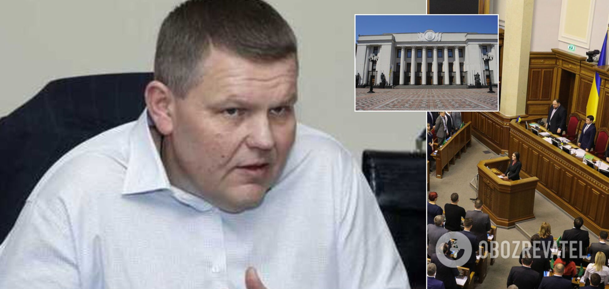 Угроза большинству и передел под выборы: что изменится в Раде после загадочной смерти нардепа Давыденко