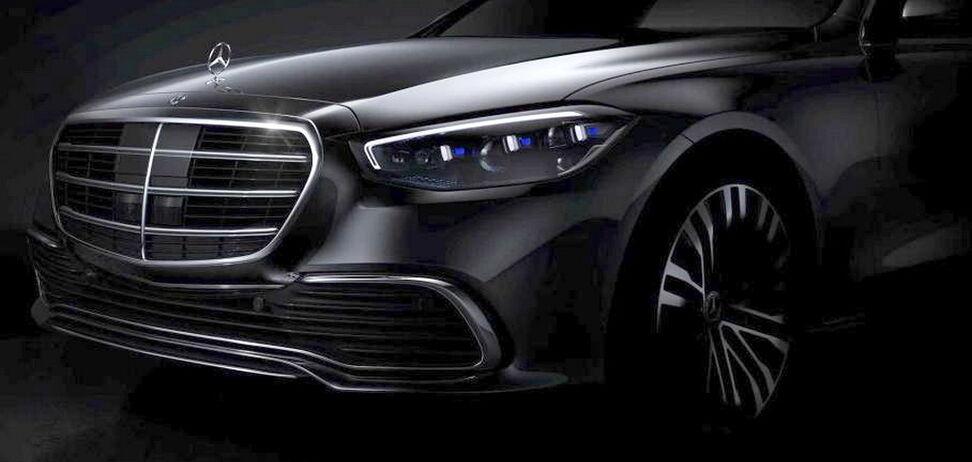 Новый Mercedes-Benz S-Class готовится к дебюту