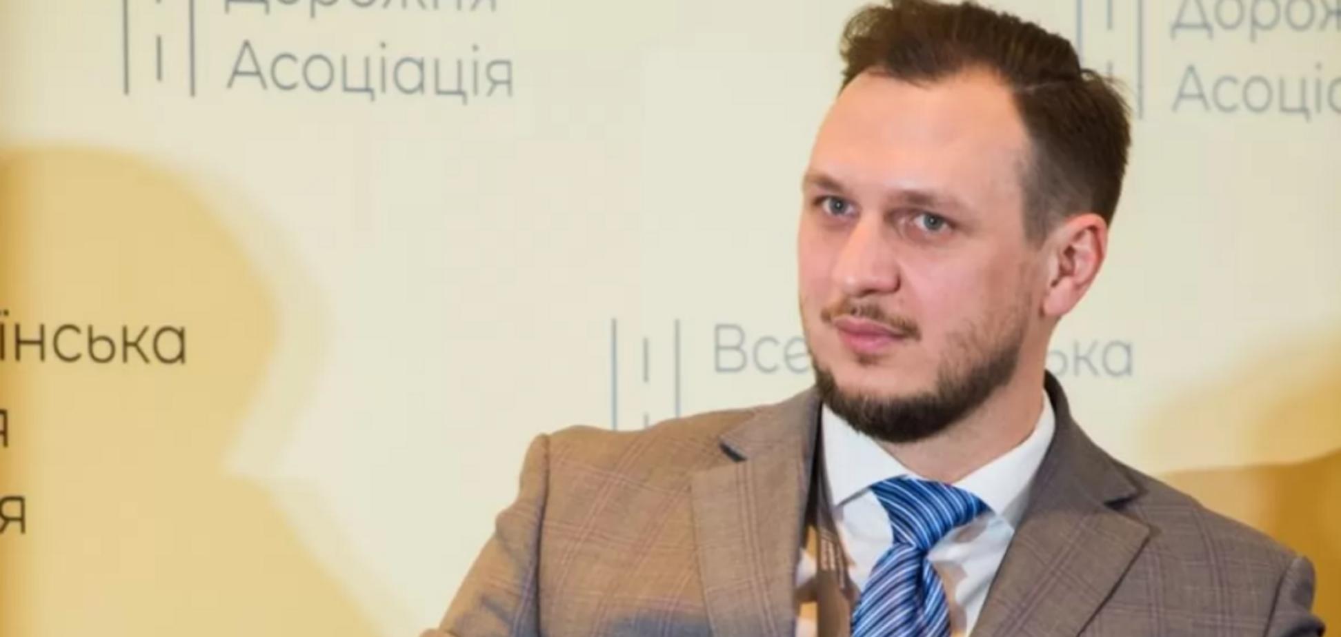 ЗМІ розкрили змову 'антикорупціонера' Гриненка проти голови 'Укравтодору'