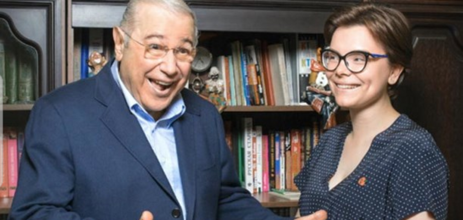 Брухунова похвалилася розкішним подарунком від 74-річного Петросяна