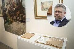 Недійсне посвідчення, незаконне проникнення та викрадені документи: адвокат повідомив деталі силового захоплення Музею Гончара