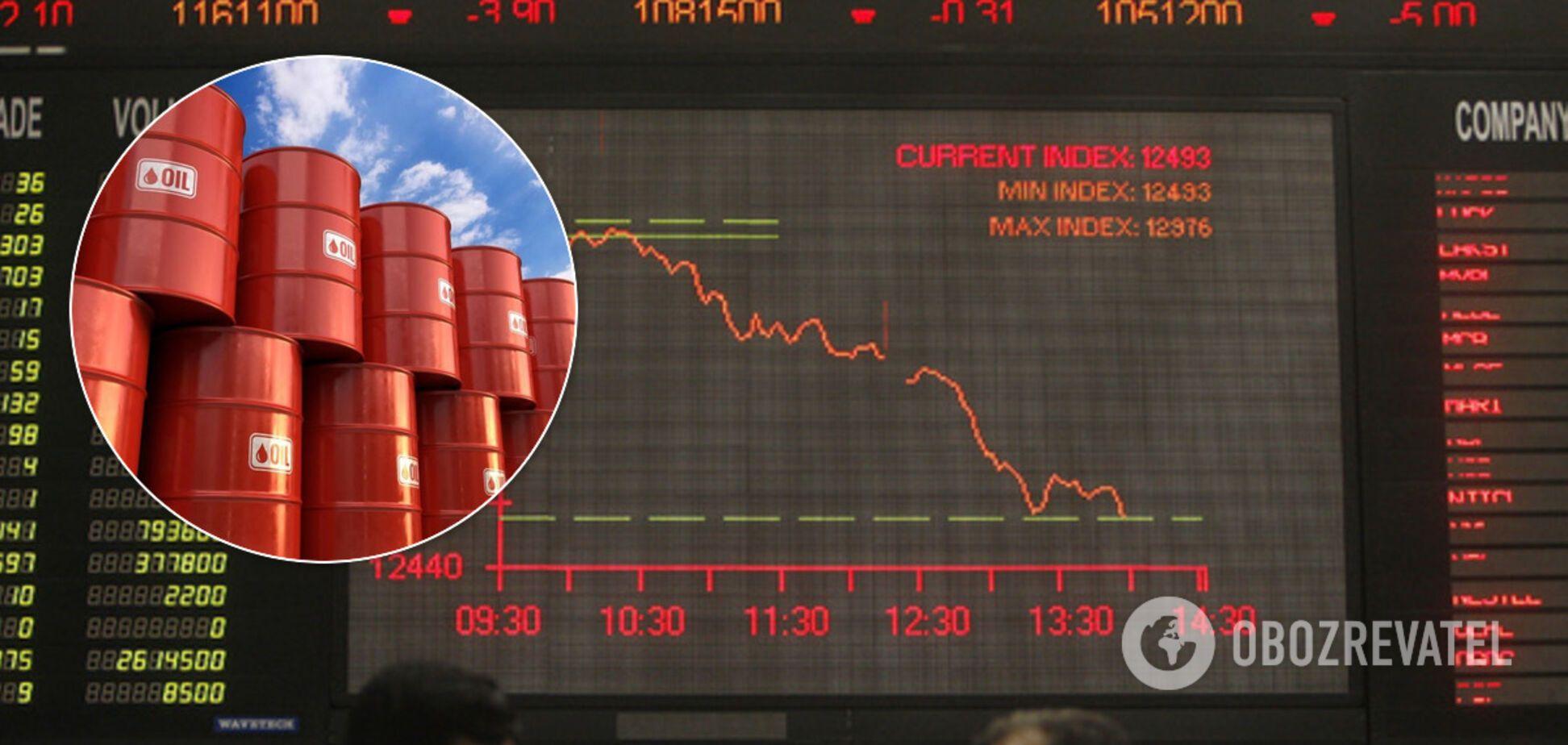 Мировые цены на нефть взлетели