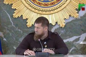 Кадыров с катетером