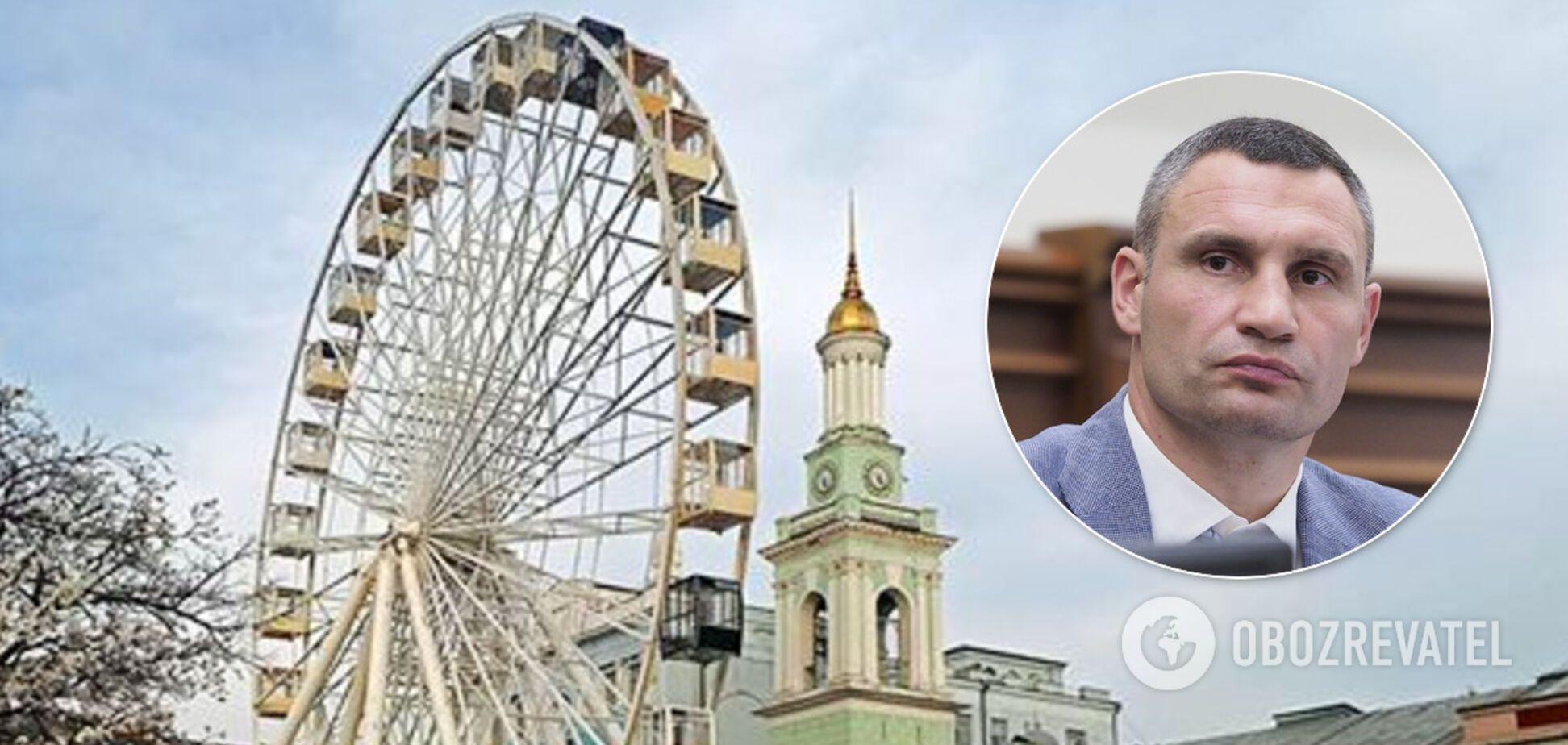 Київ буде відстоювати пішохідну зону на Контрактовій площі та вулиці Сагайдачного – Кличко