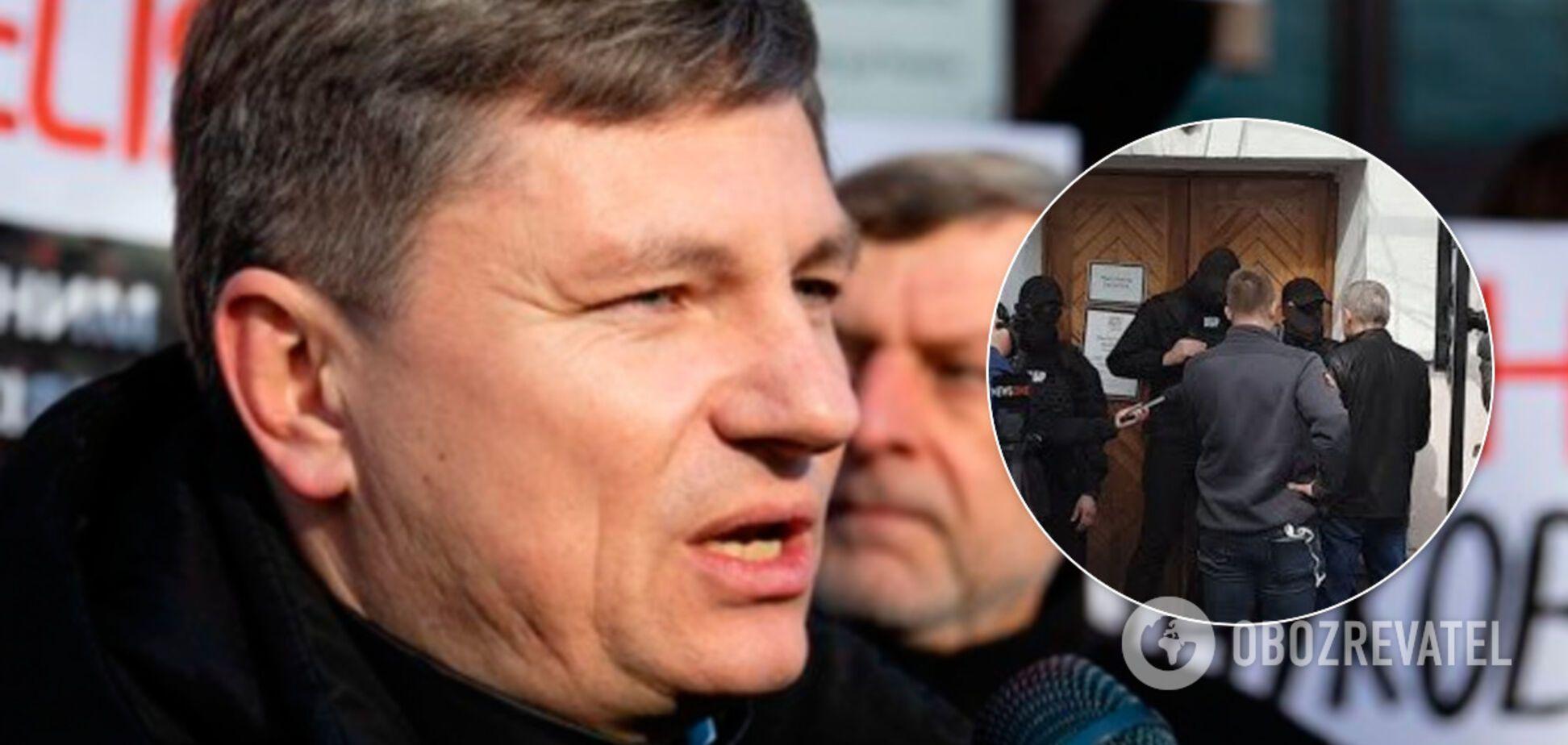 'За Порошенка штурмували Слов'янськ, а за Зеленського – музеї': співглава 'ЄС' відповів на провокацію ДБР